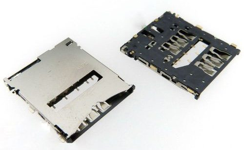 Thay cáp ổ SIM, khay SIM iPhone 5