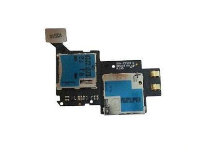 Thay cáp ổ sim, thẻ nhớ Samsung Note 2 – Ổ sim, ổ thẻ nhớ