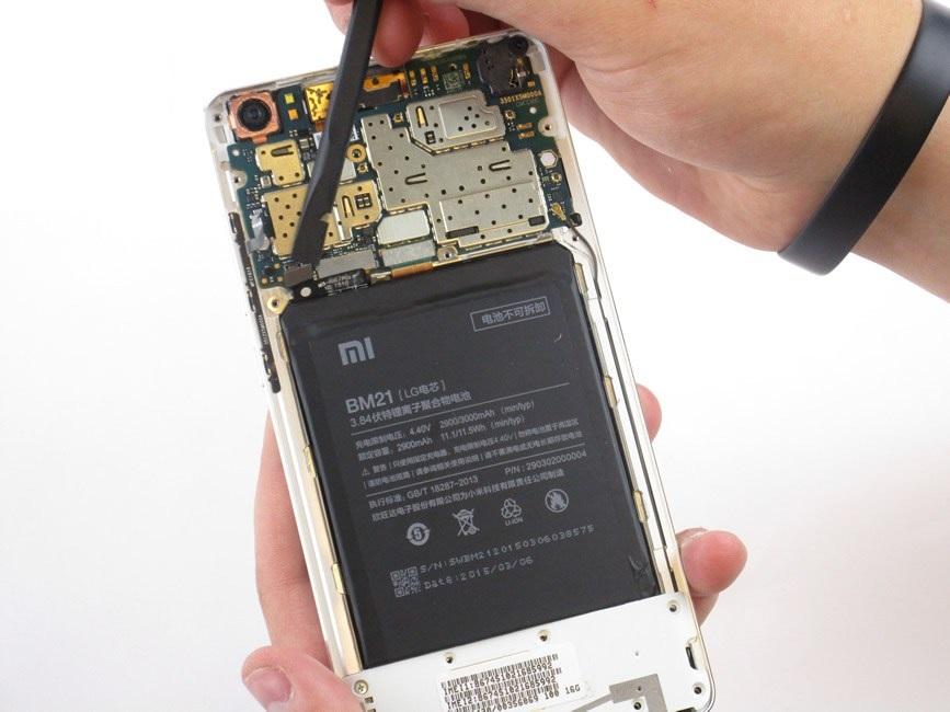 Sửa ic nguồn Xiaomi RedMi 2