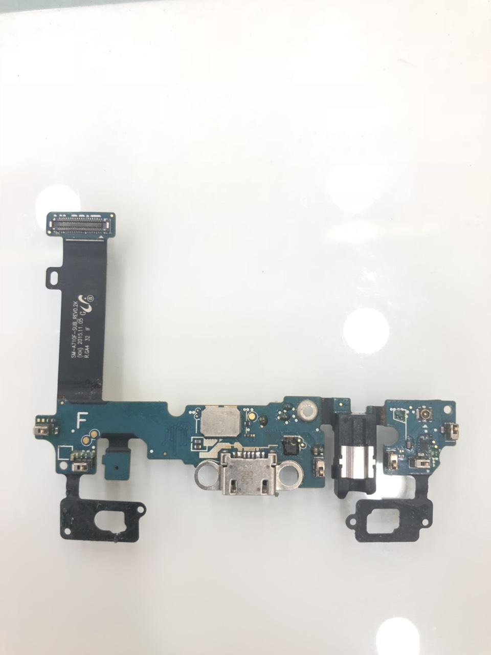 Thay cáp sạc Samsung Galaxy A7 2016 / A710 – Cụm đuôi sạc, micro, rung