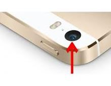 Thay kính Camera sau Iphone 5