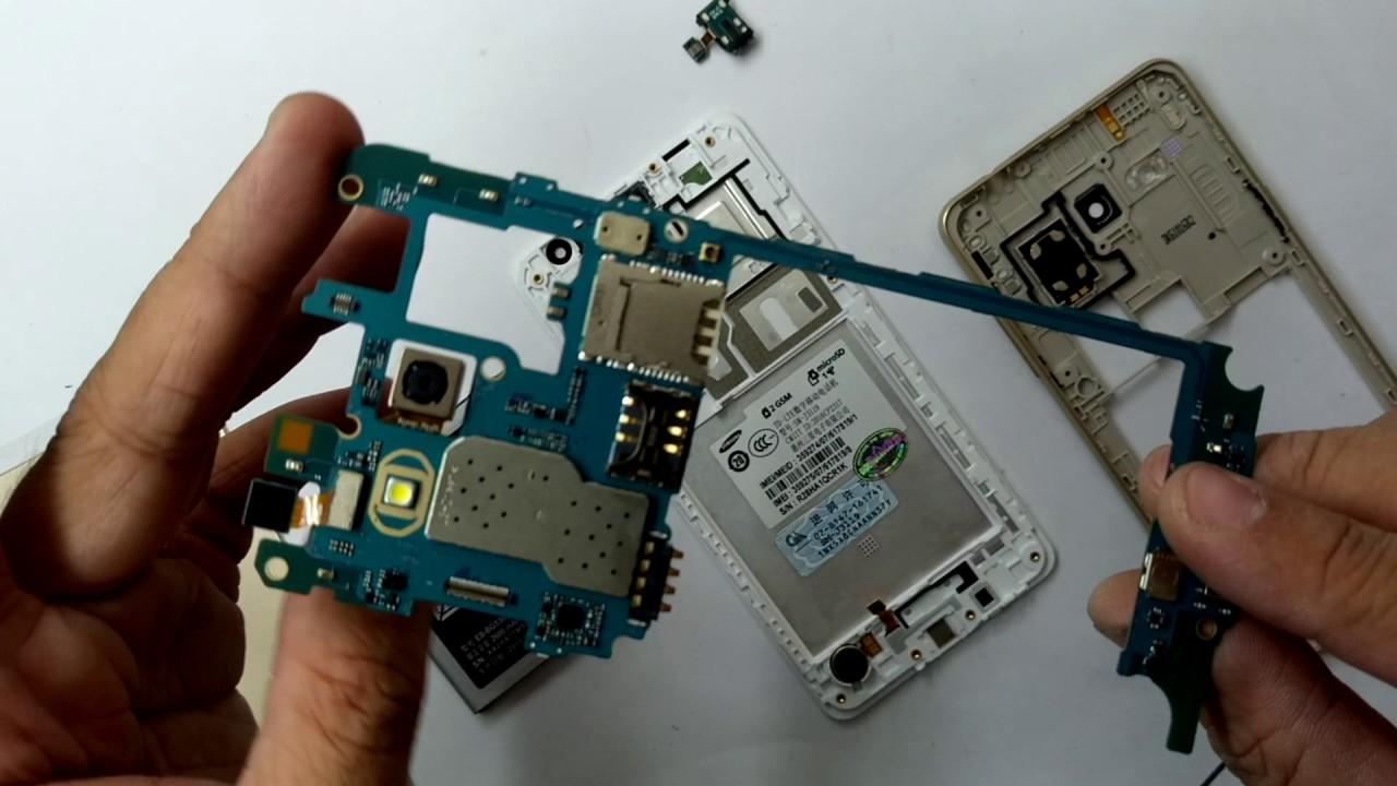 Sửa Ic sóng Samsung J3