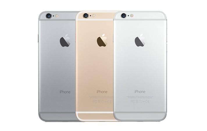 Thay vỏ iPhone  6S Plus – Thay Lưng + Sườn