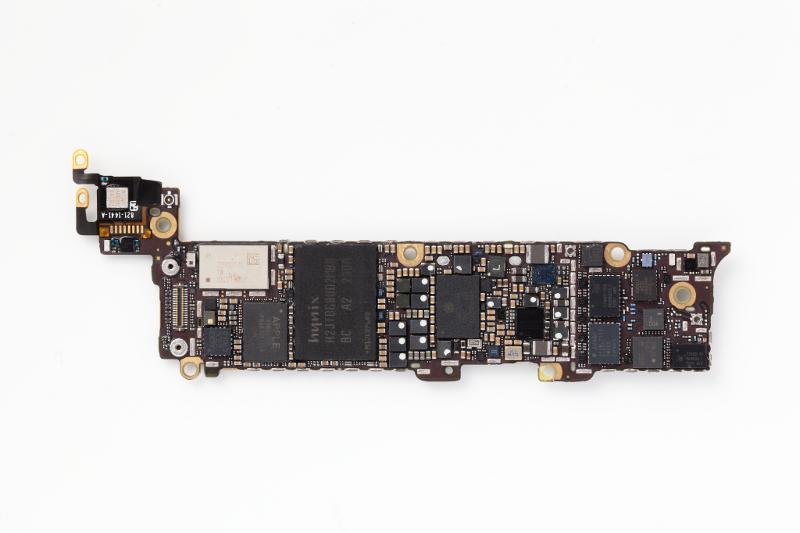 Sửa ic nguồn Iphone 5