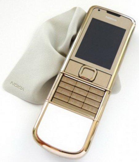 Thay vỏ Nokia 8800