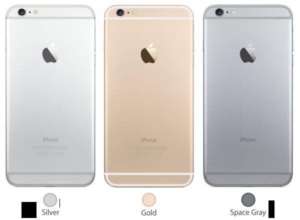 Thay vỏ iphone 6 plus/ đủ màu
