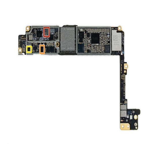 Sửa Ic sóng iphone 7