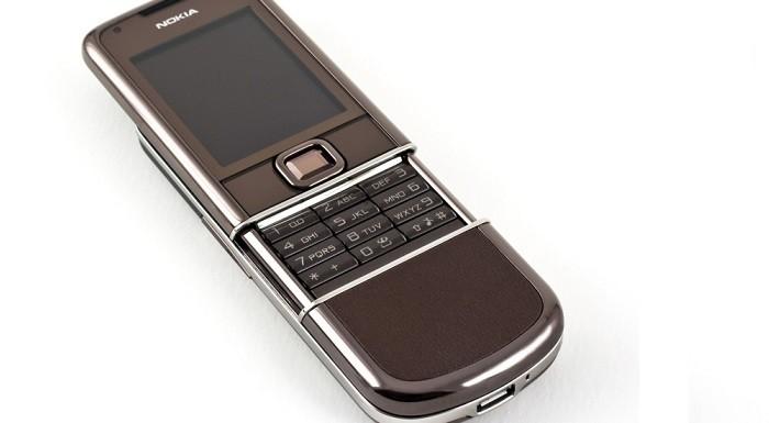 Thay nắp lưng Nokia  8800