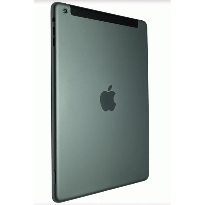 Thay vỏ iPad Vỏ iPad 5, 3G khắc chữ, màu đen, màu trắng, màu vàng