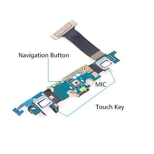 Thay cáp sạc Samsung S6 Edge Plus