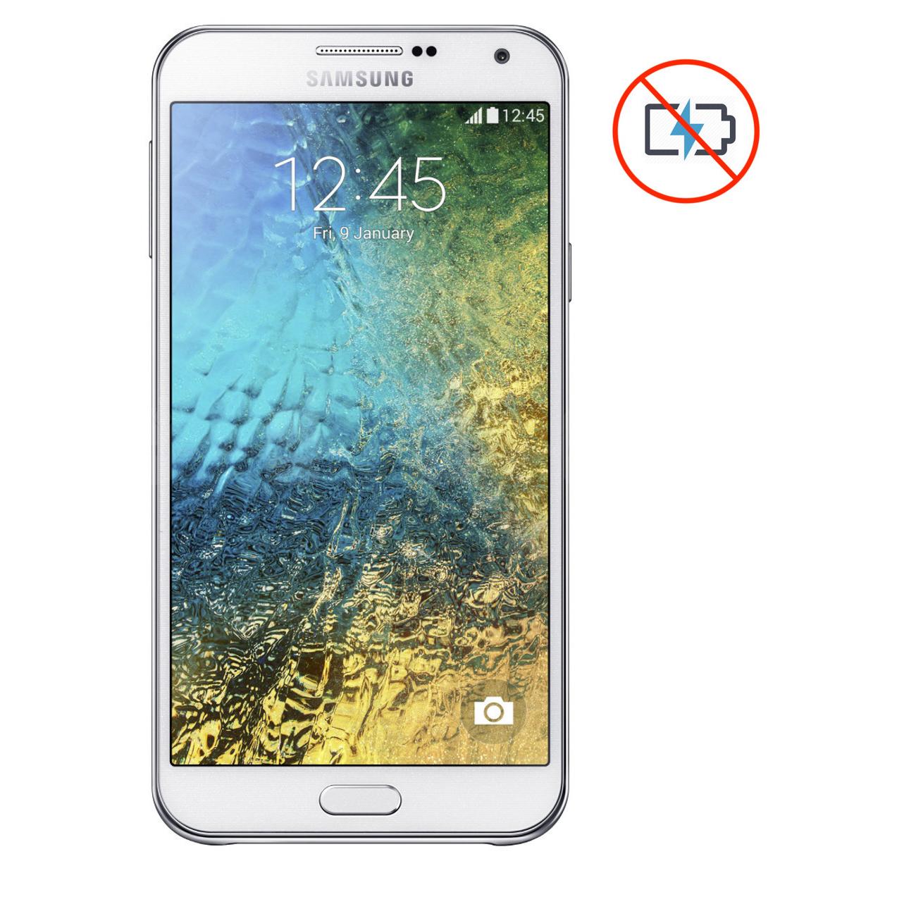 Sửa ic usb sạc Samsung E7