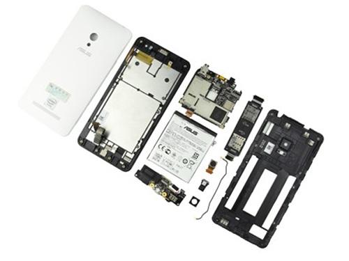 Sửa ic nguồn ZenPhone 2