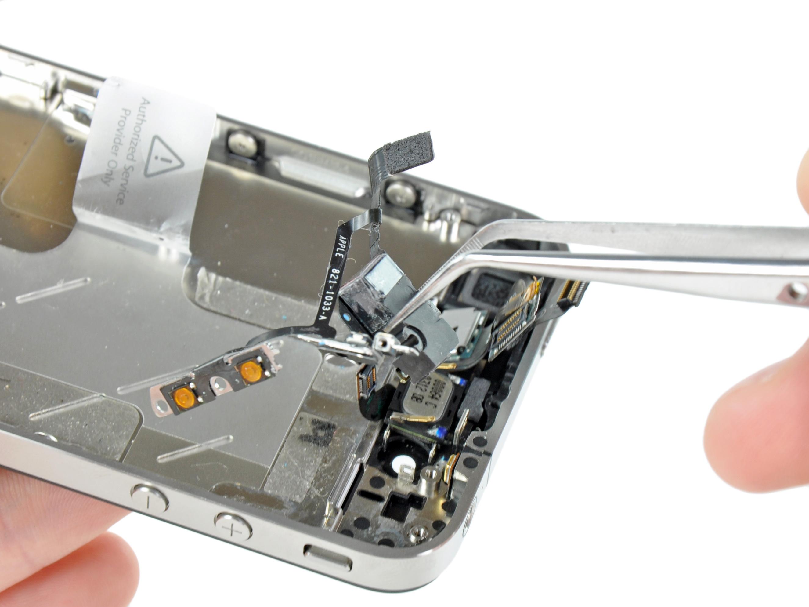 Thay cáp nguồn iPhone 4 – Thay dây nút nguồn