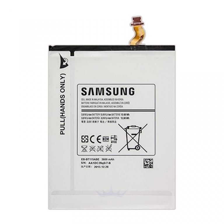 Thay pin Samsung EB-BT115ABE, 3600 mAh – T110, T111, T116