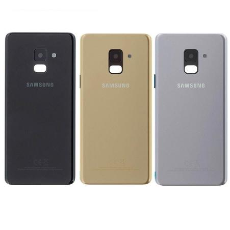 Thay nắp kính lưng Samsung A8 Plus