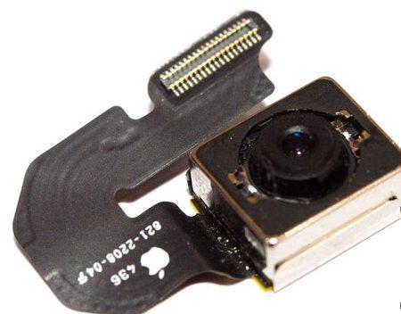 Thay camera sau iPhone 5C – Thay camera sau