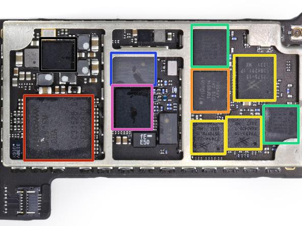 Sửa Ic âm thanh Ipad AIR 1