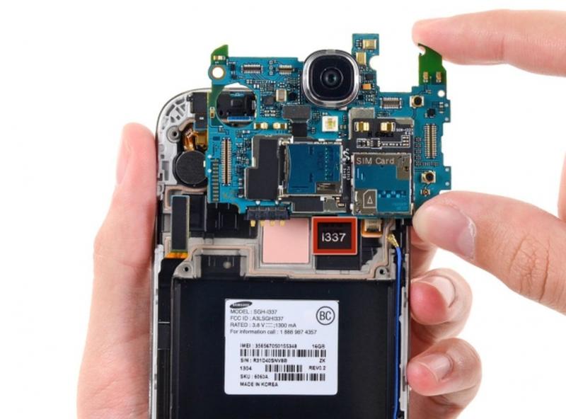 Sửa ic nguồn Samsung E5