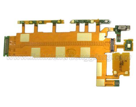 Thay cáp volume gạt rung Sony D2302 / D2303 / D2305 / D2306 / M2 / M2 Dual