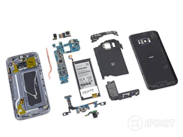 Sửa Ic sóng Samsung S8 PLUS