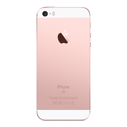 Thay vỏ iPhone 5C thành iPhone SE