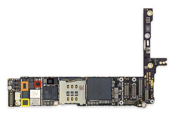 Sửa Ic âm thanh Iphone 6