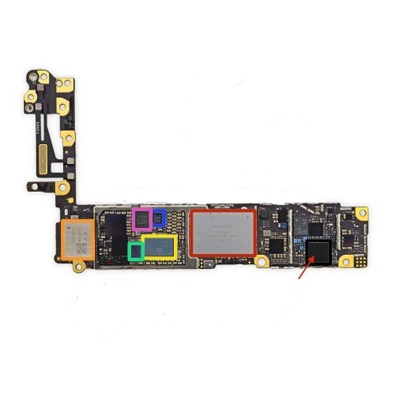 Sửa Ic âm thanh Iphone 6s