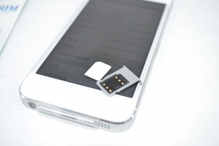 khay sim iphone 5