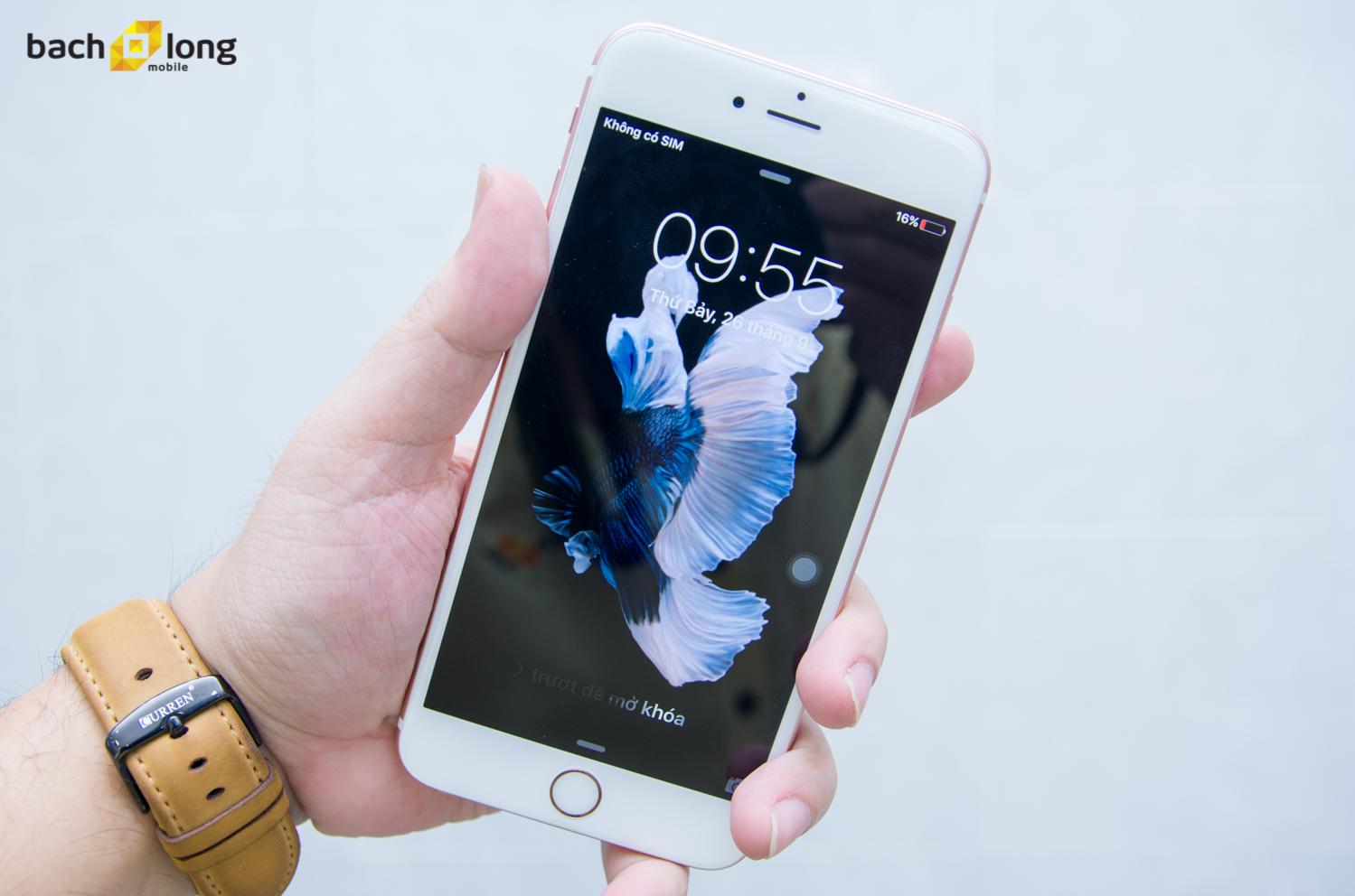 thay camera trước iPhone 6s plus