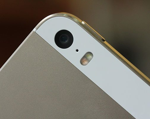 Thay kính Camera sau Iphone 5s