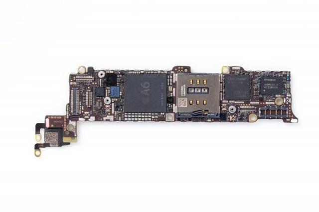 Sửa ổ cứng Iphone 5