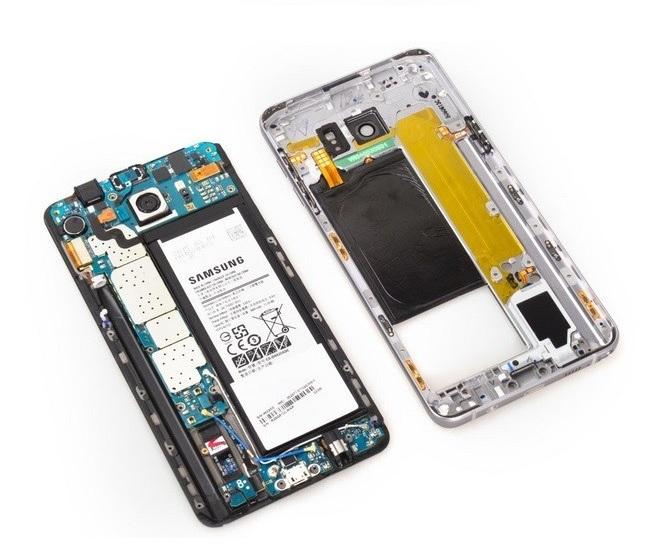 Sửa ic nguồn Samsung Note 5