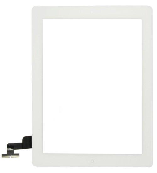 Thay kính cảm ứng ipad 2 (trắng, đen )