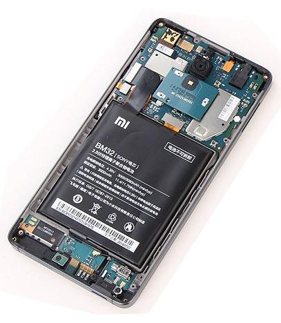 Sửa thay ổ cứng Xiaomi Mi 4