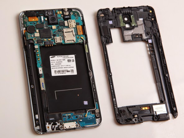 Sửa Ic sóng Samsung Note 3