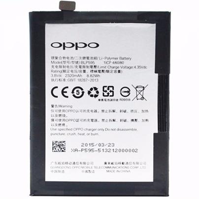 Thay pin Oppo R7 Lite