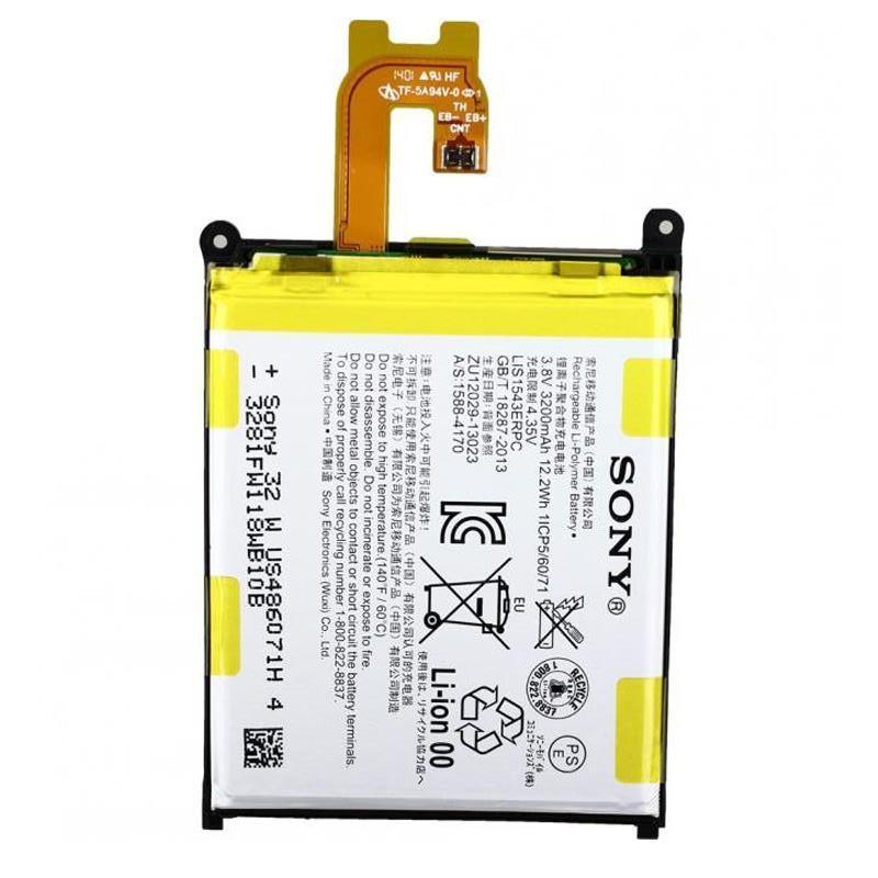 Thay pin Sony  D6502 / D6503 / D6543 / L50 / L50W / Xperia Z2