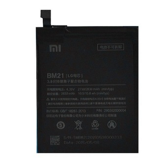 Thay pin Xiaomi  Redmi Note