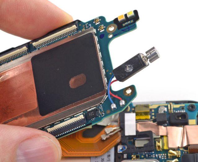 Thay cáp volume gạt rung HTC G23 / One X / S320E / S720E / PJ83100 – Dây nguồn Volume, mic, rung