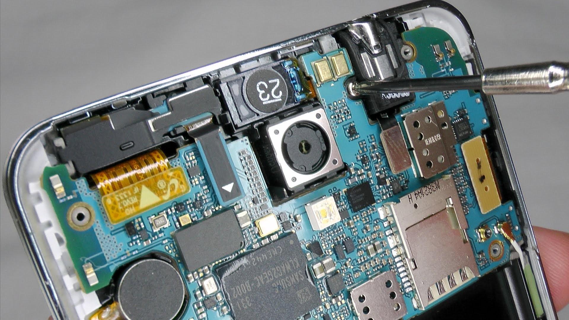 Sửa Ic sóng Samsung S5