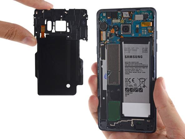 Sửa Ic sóng Samsung S7 EDGE