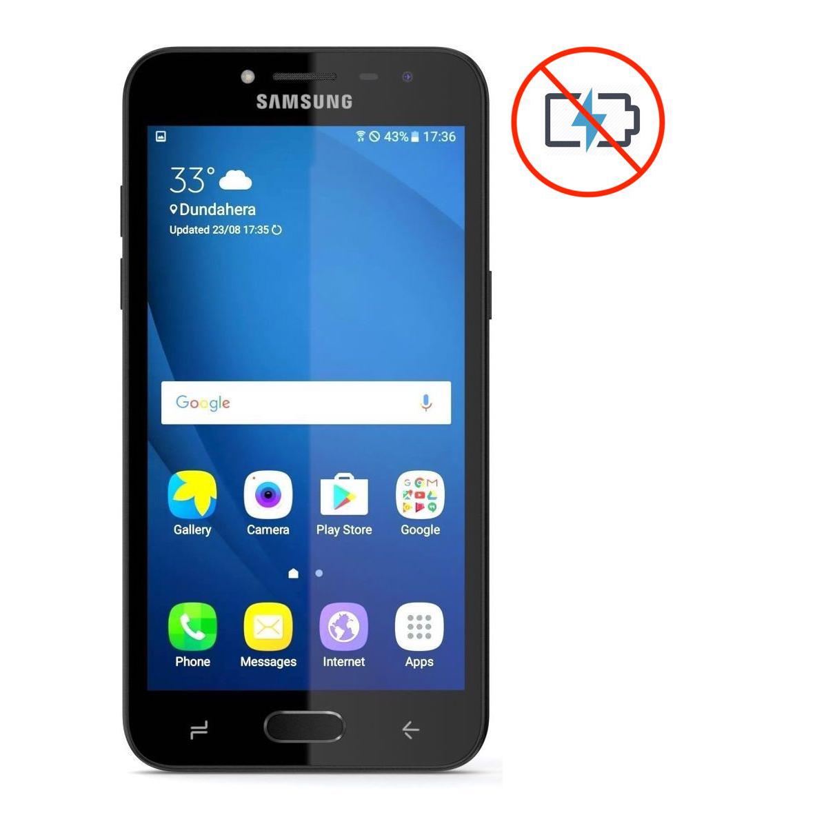 Sửa ic usb sạc Samsung J2 Pro