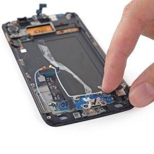 Sửa ic nguồn Samsung A9