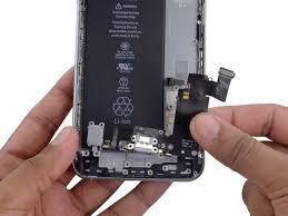 Thay cáp sạc iPhone 6S Plus – thay dây cáp sạc