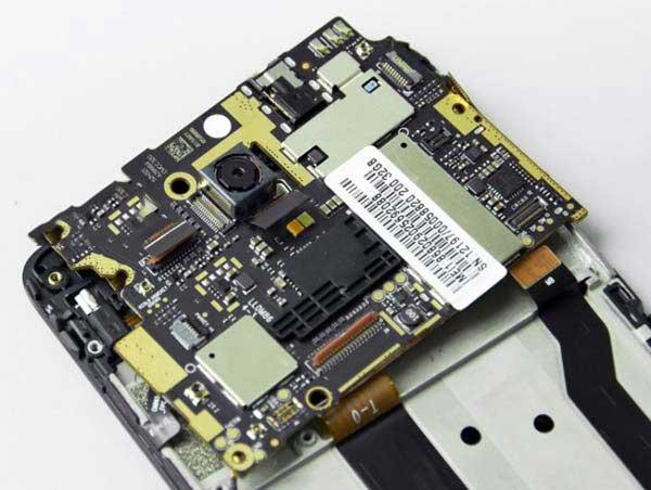 Sửa ic nguồn Xiaomi Mi 3