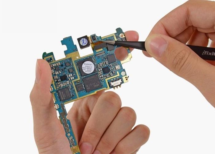 Sửa ic nguồn Samsung J1