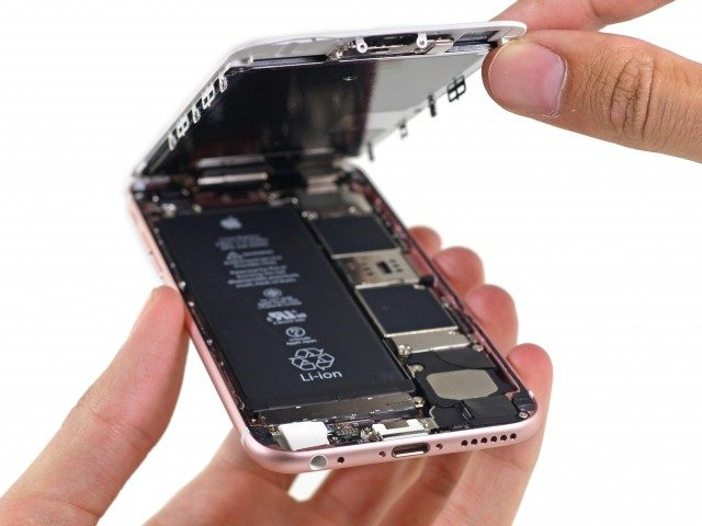 thay man hinh iphone 6s