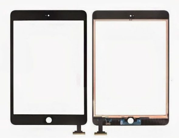 Thay kính cảm ứng iPad  mini 3