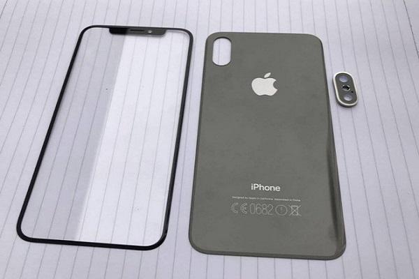 Thay kính iPhone  x – thay mặt kính