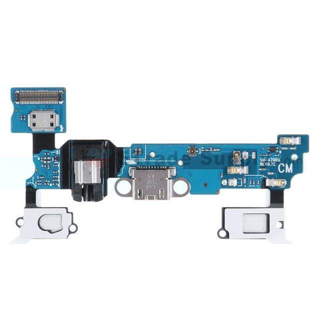 Thay mic Samsung Galaxy A7 / A700 – Cụm đuôi sạc, micro, rung